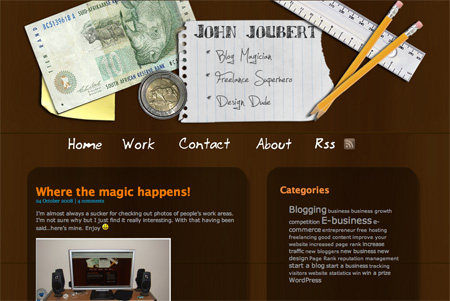 Beautiful WordPress Blog Designs WwW.Clickherecoolstuff.blogspot.com13