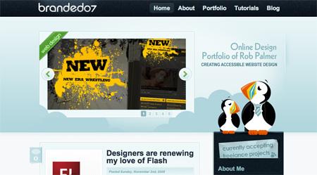 24 Beautiful WordPress Blog Designs