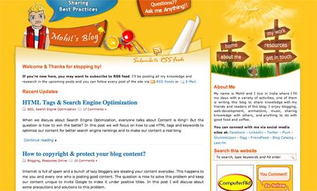 Beautiful WordPress Blog Designs WwW.Clickherecoolstuff.blogspot.com23