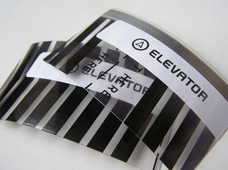Elevator Business Card