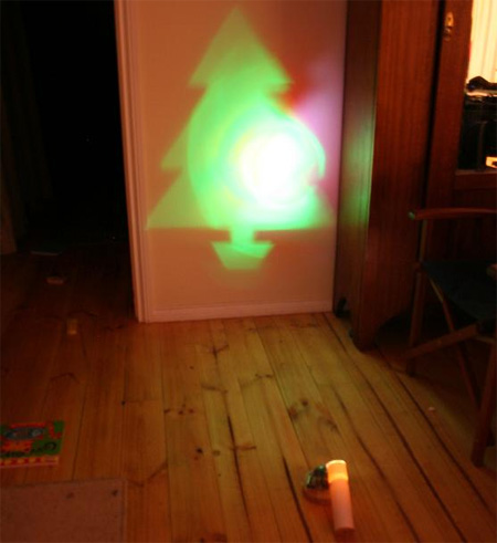 Christmas Tree Projector 2