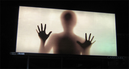 Alien Billboard