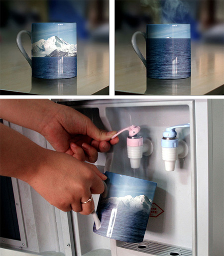 Melting Icebergs Cup