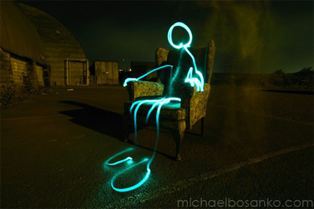 Armchair Alien by Michael Bosanko