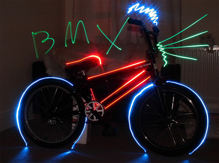 Neon BMX by Sumthin Luv