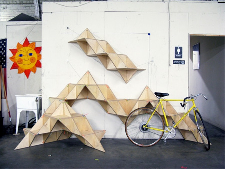 Triangle Shelf 2