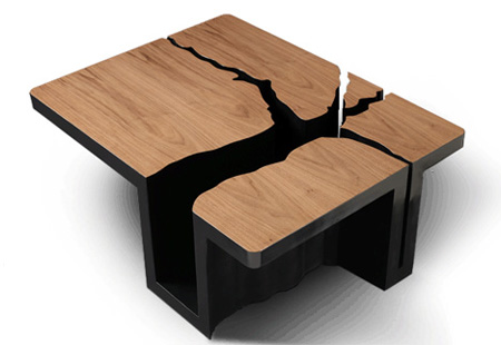 Stink Tree Table