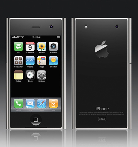 iPhone Concept from Japan