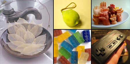 Modern Soap and Creative Soap Designs