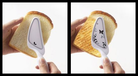 Portable Toaster Concept by Kim Been