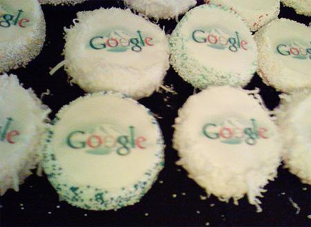 Google Cupcakes