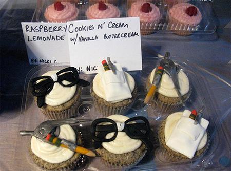 Geek Cupcakes