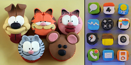 21 Unusual and Creative Cupcake Designs