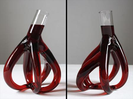 Little Heart Wine Glass