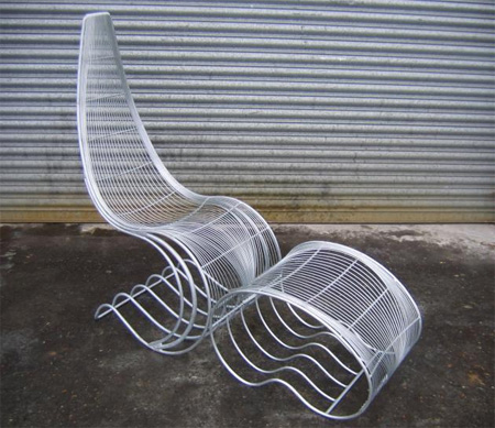 Hero Garden Chair by Adrian Rayment 3