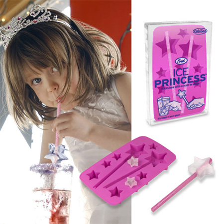 Ice Princess Ice Cube Tray