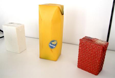 Juice Skin Packaging by Naoto Fukasawa 5