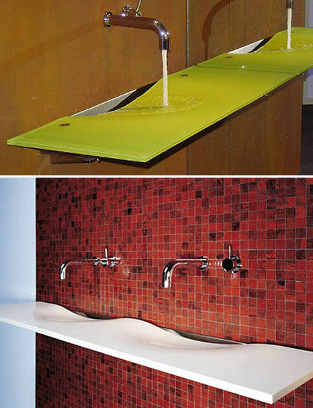 Omvivo Contemporary Sinks