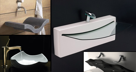 Bathroom Sinks and Creative Sink Designs