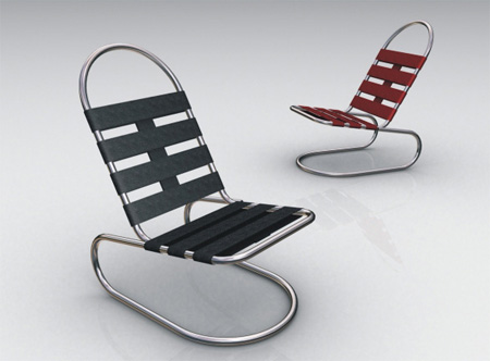 Clip C2 Paper Clip Chair
