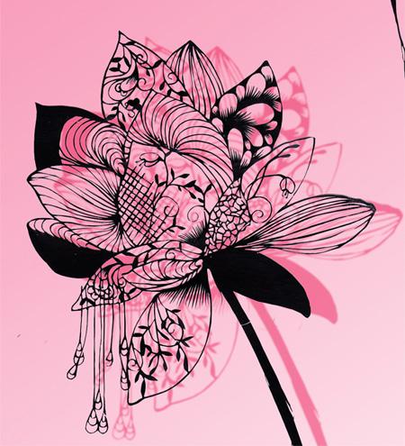 Paper Cutting Art by Aoyama Hina