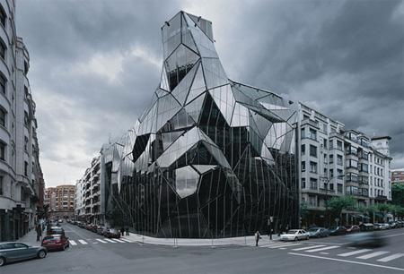Basque Health Department Building