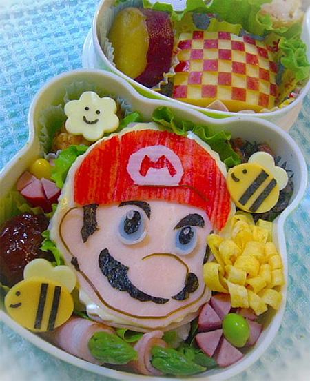 Super Mario Bento