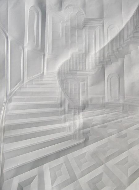 Paper Art by Simon Schubert 2