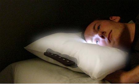 creative lazy man carpet alarm clock