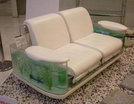 Sofa Aquarium