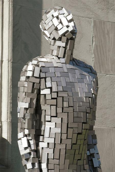 Building VI Sculpture