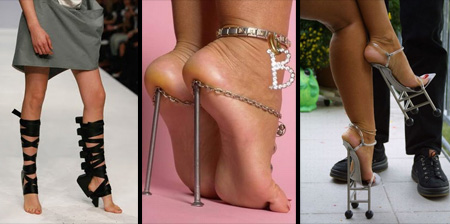 http://www.toxel.com/inspiration/2009/09/28/14-weird-and-unusual-shoes/
