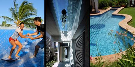 12 Unusual Swimming Pools
