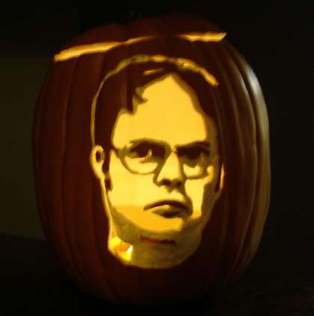 Dwight Pumpkin