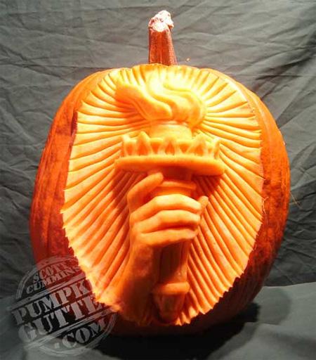 3D Pumpkin Carving