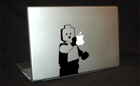LEGO MacBook Sticker