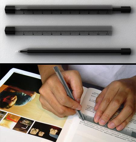Ruler Pen