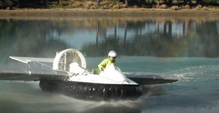 Hovercraft Boat