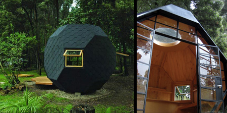 Compact House for your Backyard