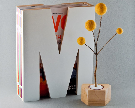 M Magazine Holder