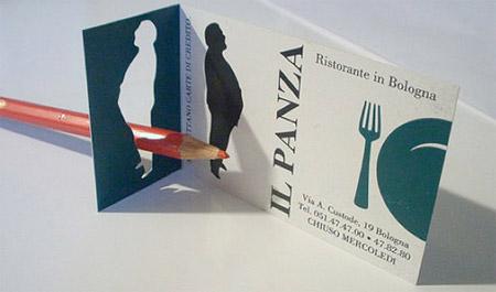 IL Panza Business Card