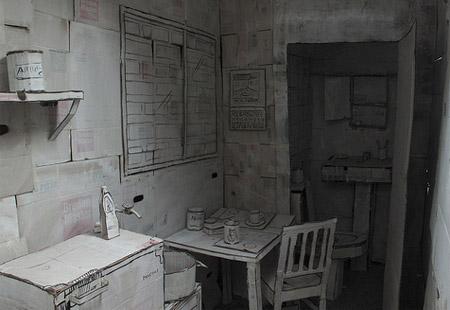 Apartamento de papel
