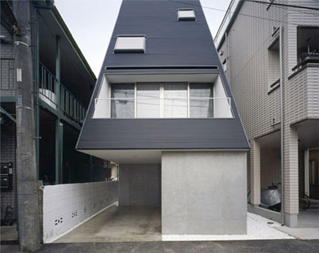 Triangle House