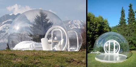 Transparent Camping Tent