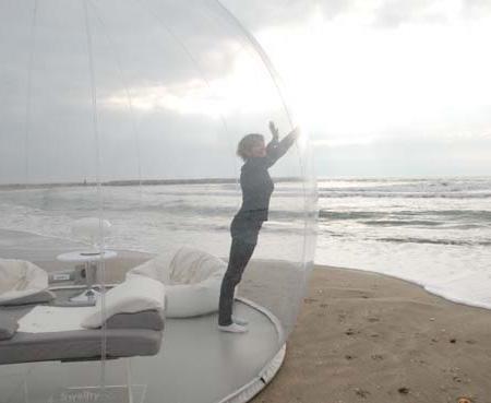 Transparent Tent