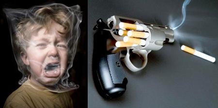 15 Güçlü Sigara Karşıtı Reklamlar