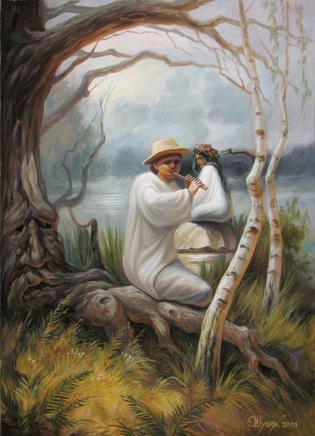 Oleg Shuplyak Art