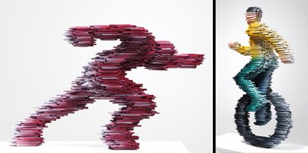 Pipe Sculptures