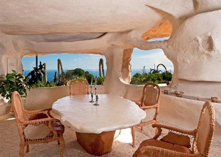 Flintstones Dining Room