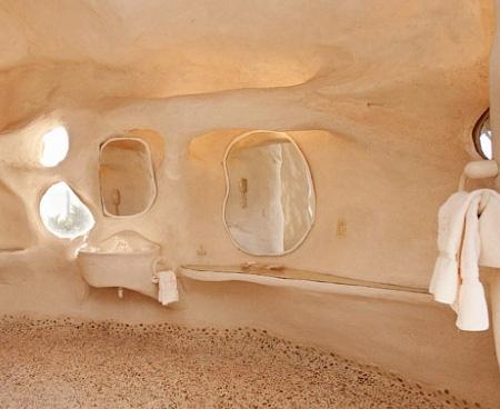 Flintstones Bathroom
